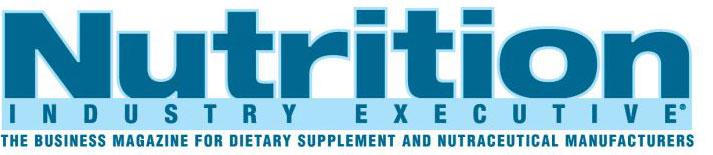 NIE blue logo